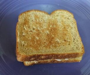 How to make a simple tuna sandwich