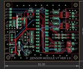 Arduino Dual Channel Voltage Sensor Module