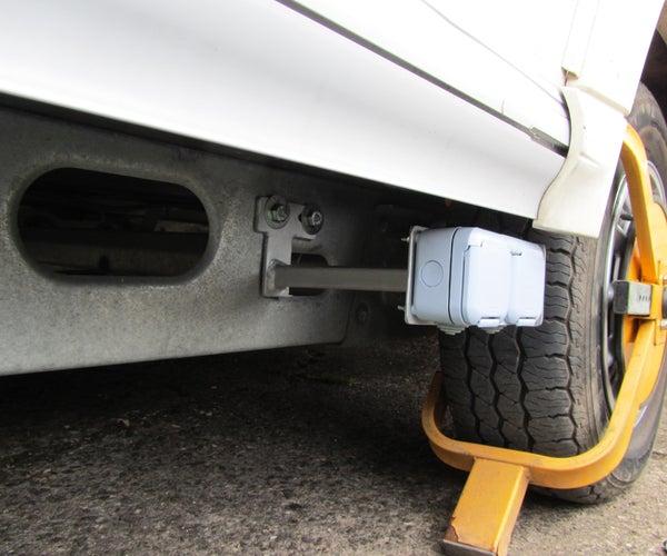 Caravan Mains Sockets - External for Awning/barbeque Etc