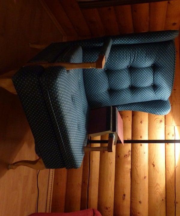 Thrift-shop Chair Upgrade
