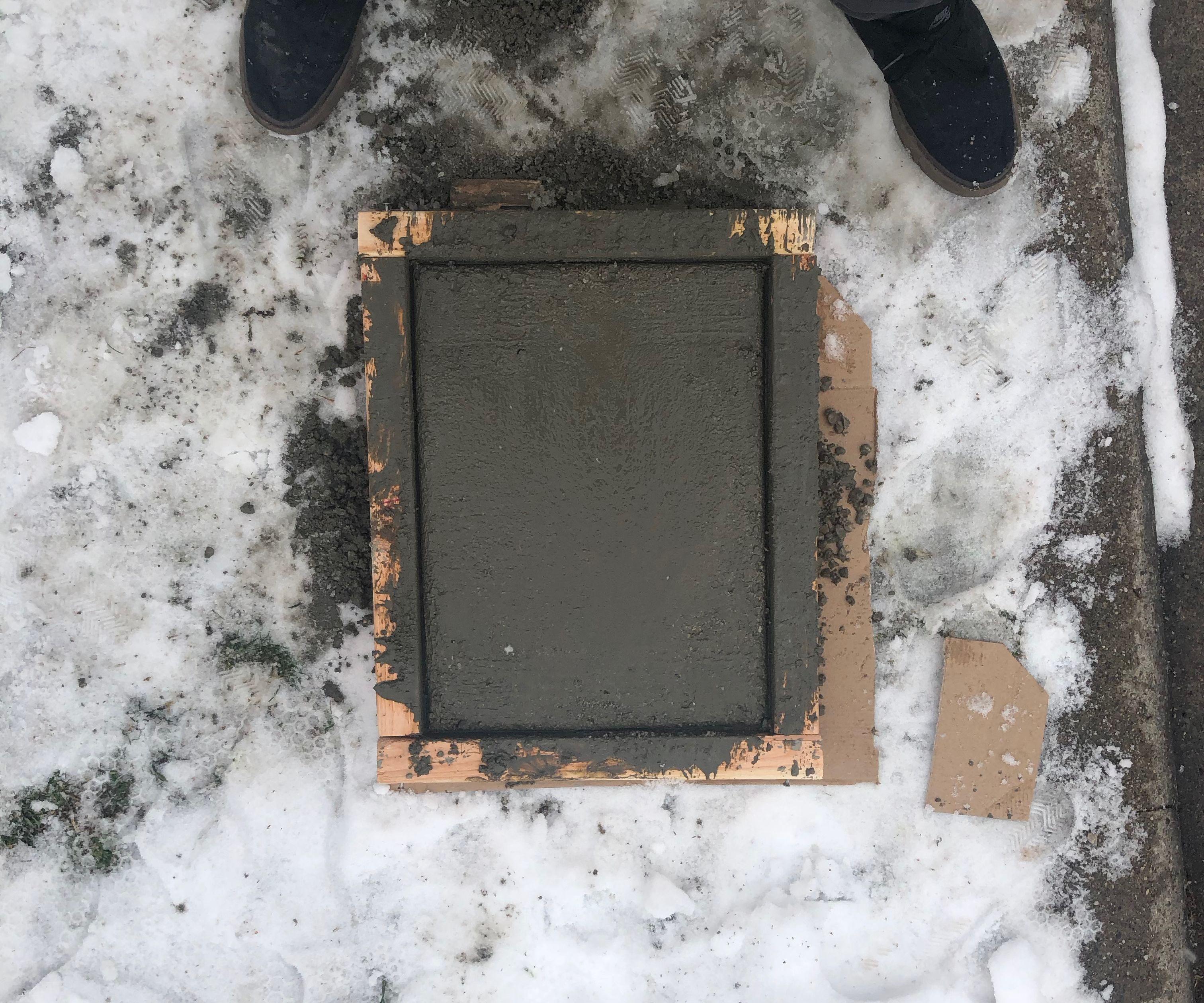 Basics of Concrete Finish Work
