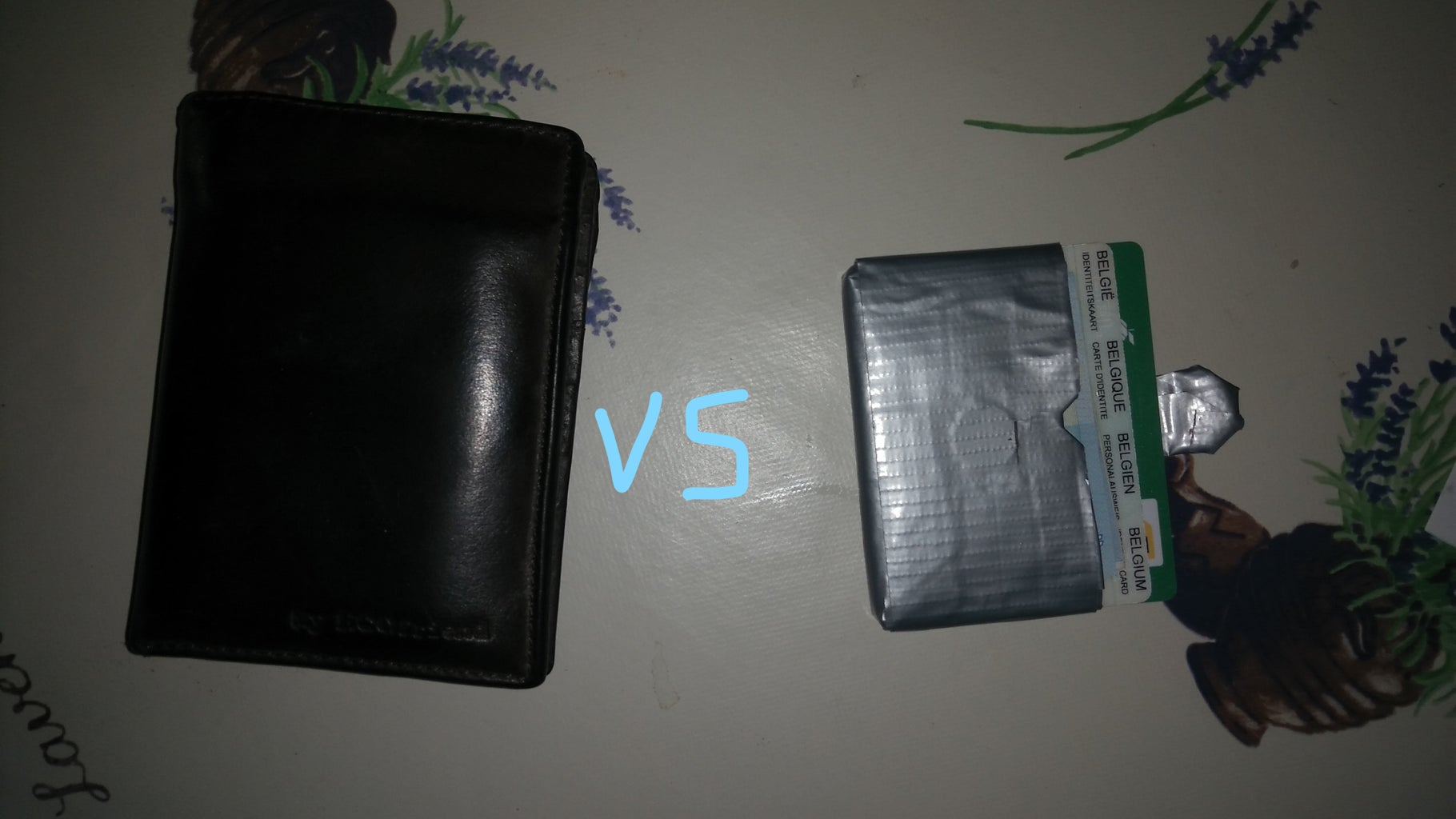 Tape Mini Wallet