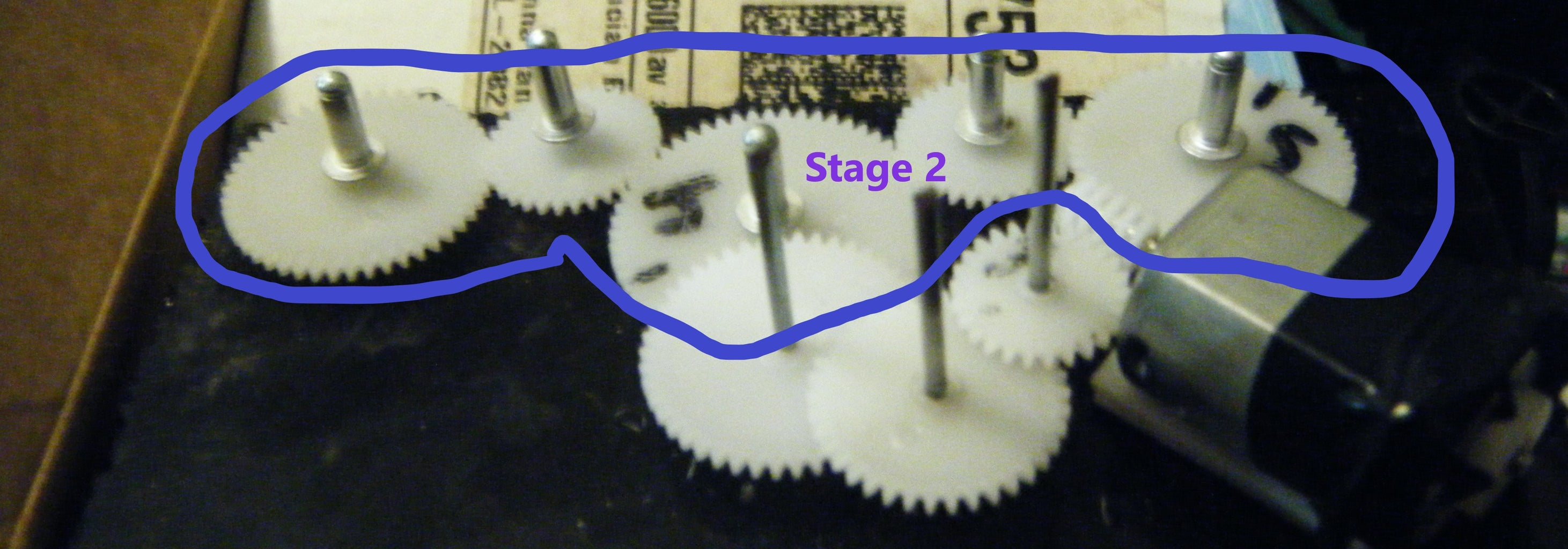 The Gearbox - Production Model