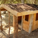 The Structure for Cob Playhouse