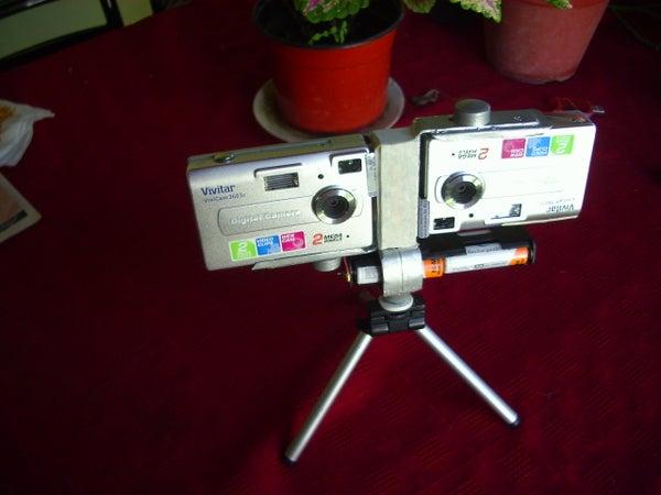 DIY 3D Photo/video (foto/video 3D Casero)