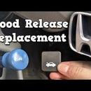 Fixing a Honda Hood Release Lever