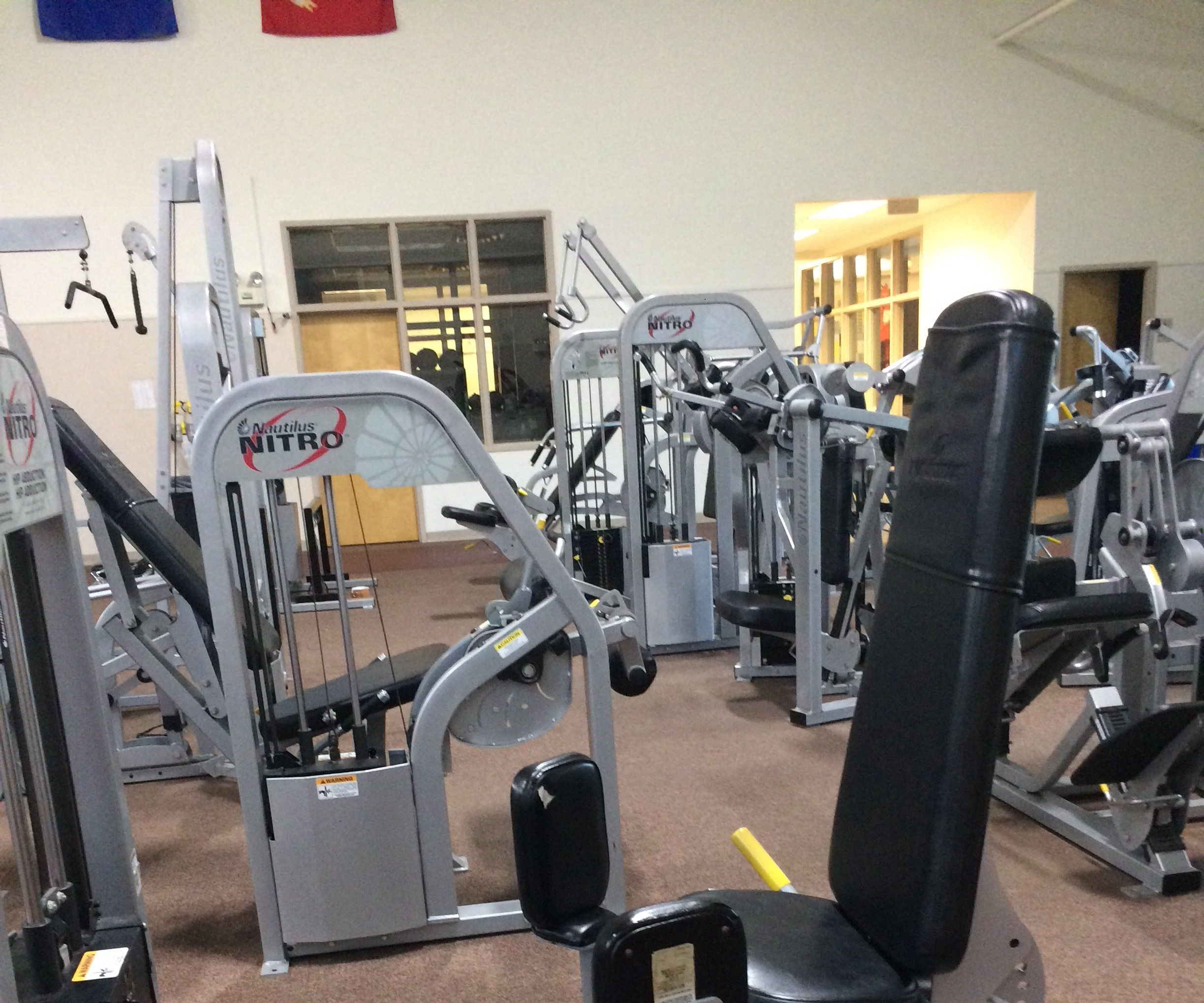Fitness Centers for Beginners