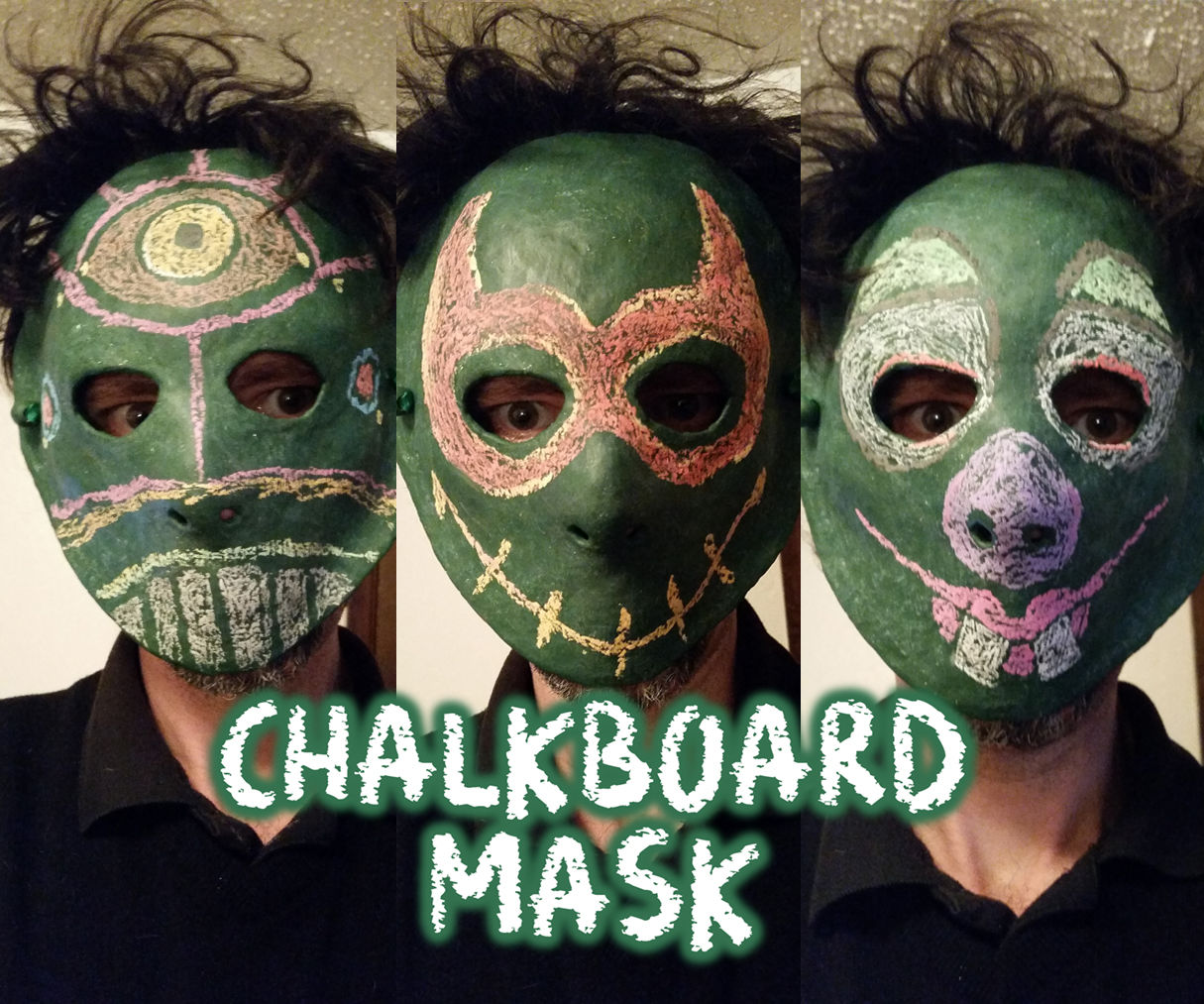 Erasable Chalkboard Mask