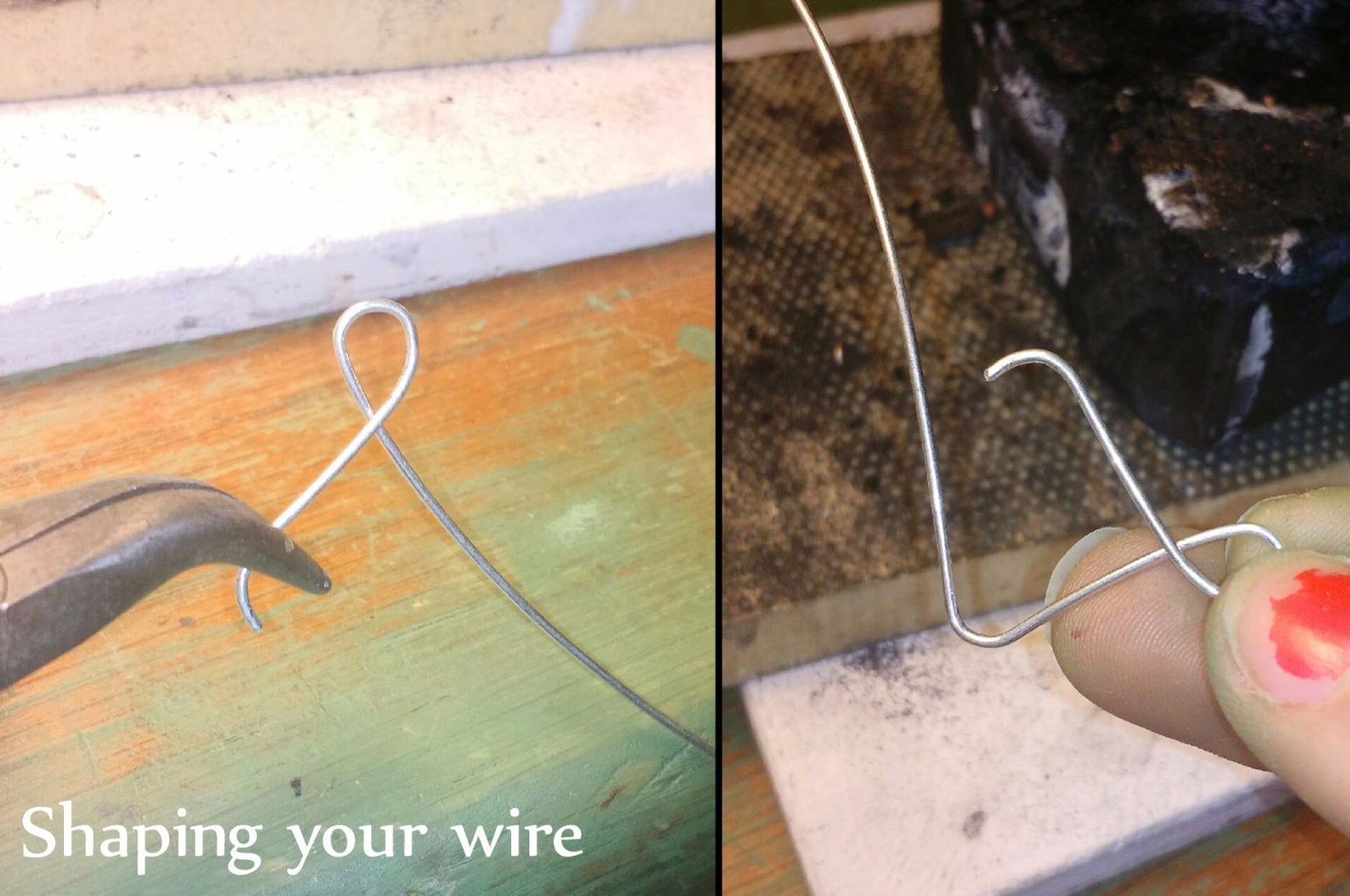 Shaping Your Wire: