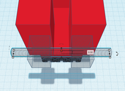 Design Process - Stationary Grip - Grip Block Cutouts