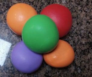 Easy DIY Stress Ball