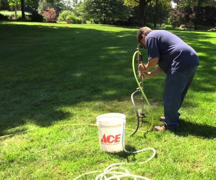DIY Portable Soil Decompactor