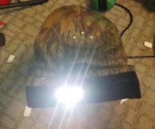 Winter LED Hat