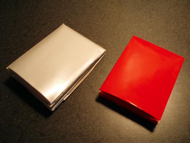 Improved Paper Wallet, Vinyl Style