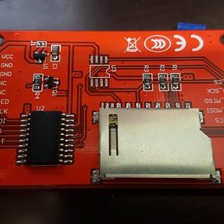 Orange Pi Zero Connect TFT SPI (ST7735)
