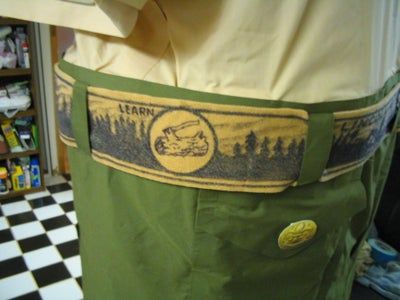 Join Pants to Shirt and Frame