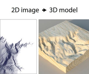 Turn a 2D Image Into a 3D Model