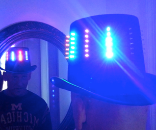 Magical LED Hat
