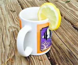 Homemade Honey Allergy/Sore Throat Remedy
