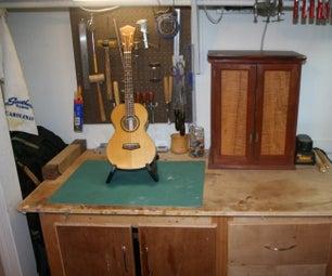 My Tiny Ukulele Shop With Down Draft Table