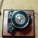 Spinner / Jog Wheel Inside of a VCR Head