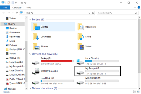 Identify Desired Partition to Format
