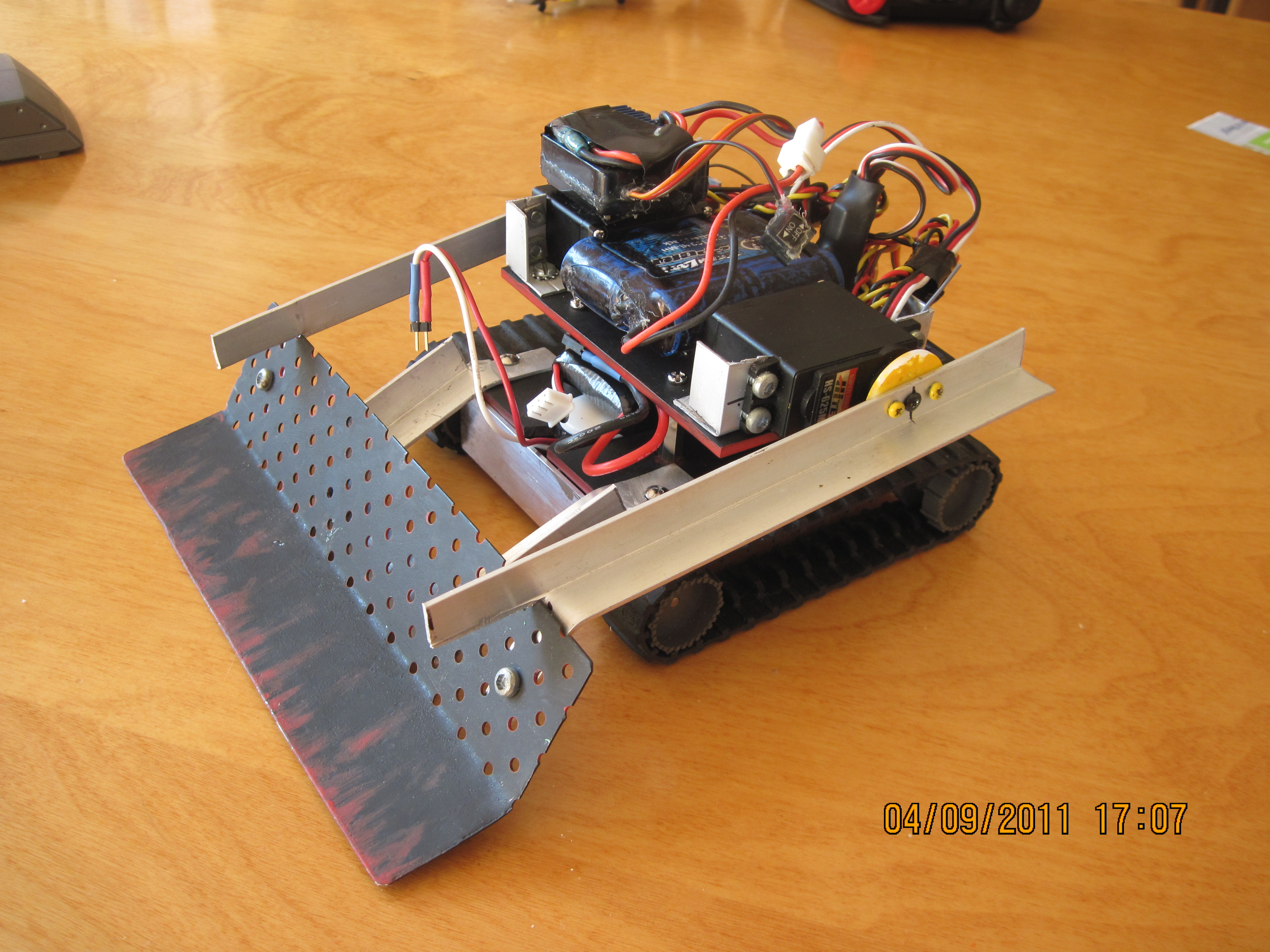 Sumo-Bot (TSA and Science Olympiad Rules)