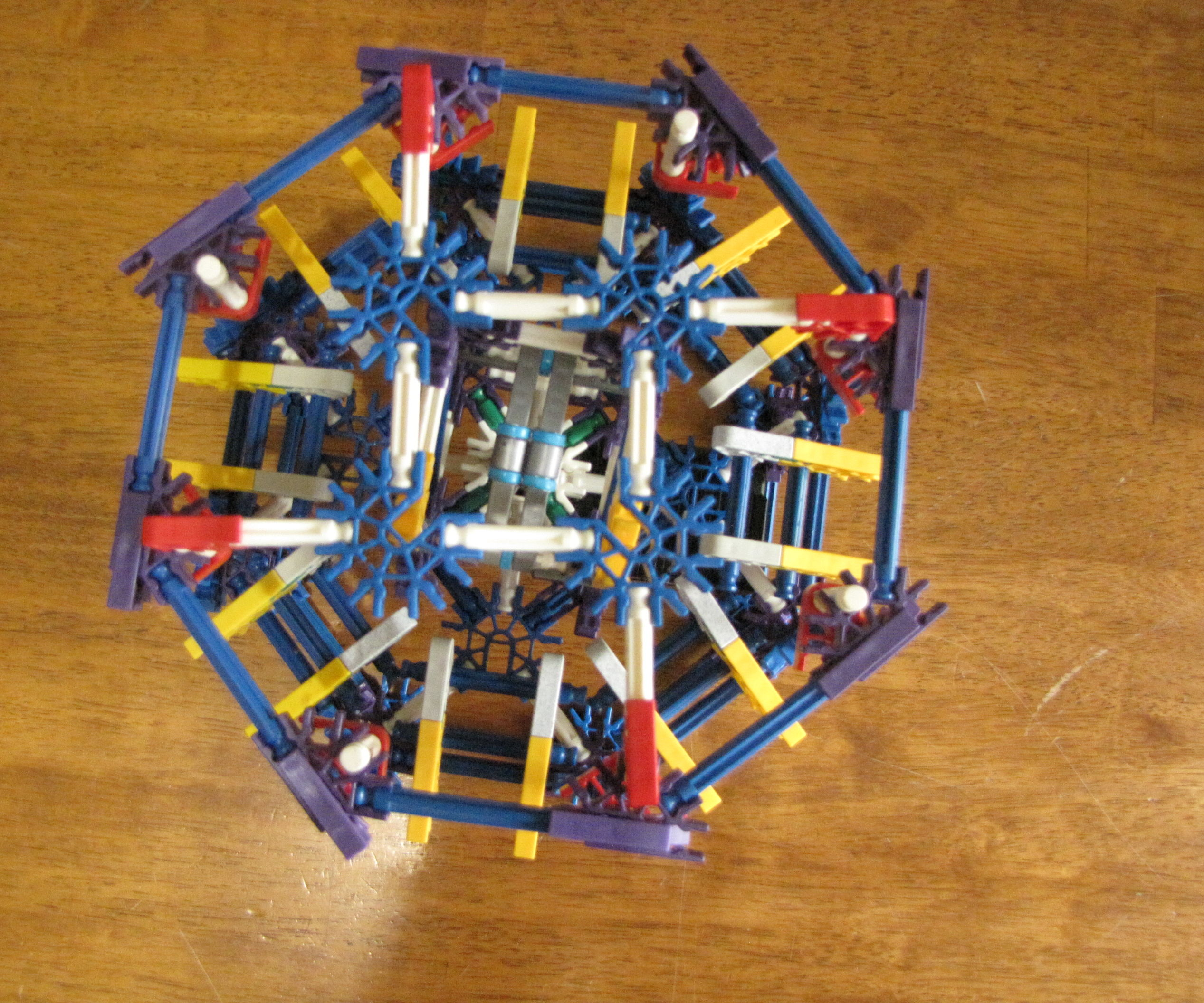 Octoswitch 2.0 K'nex path separator