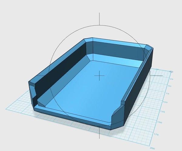 3D Stacking Organizer