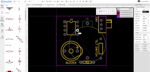 Easy EDA - PCB Design