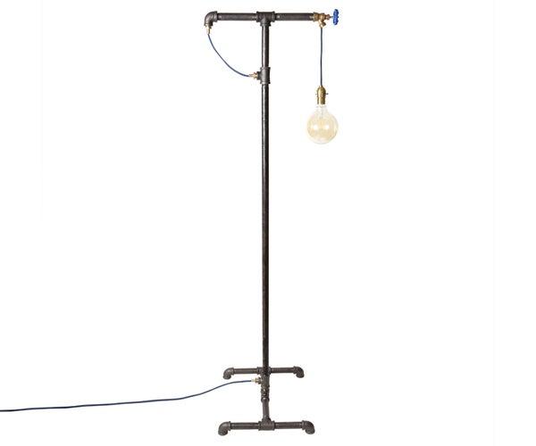 Easy Pipe Lamp