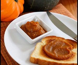 Crock Pot Pumpkin Butter