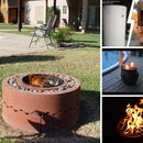 Fireplace/Firepit Ideas