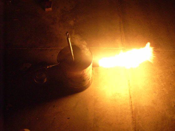 Waste Oil Furnace For Melting Metal