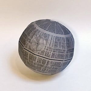 Globes, Balls, and Robots From a Desktop Printer!