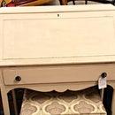 Updated Desk with Hidden Storage