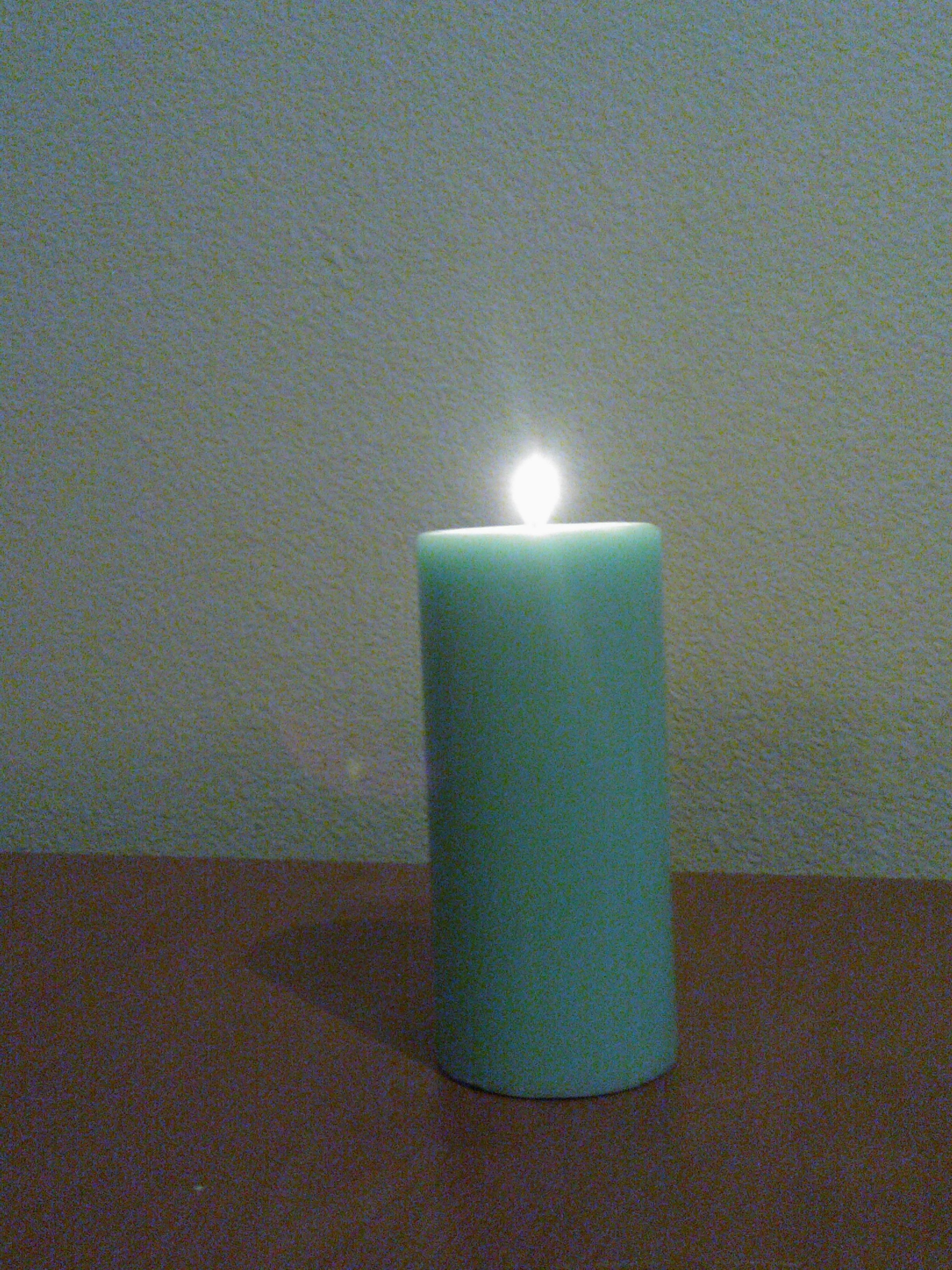 Candle Secret Compartment