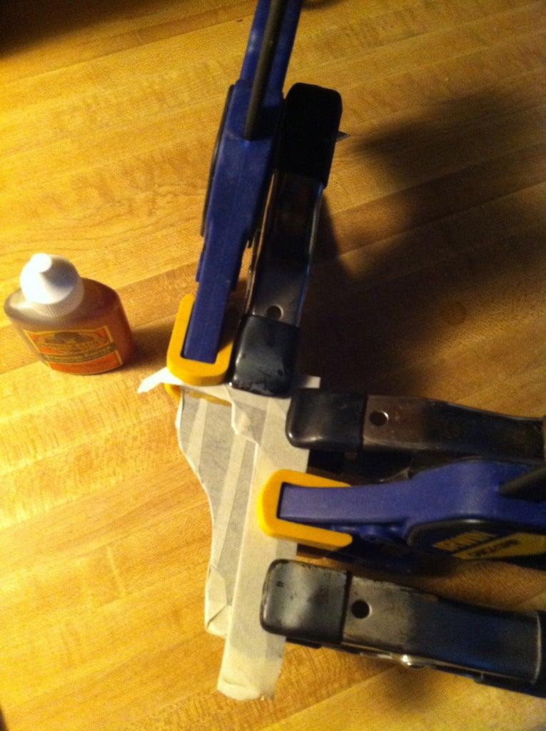 Prep & Glue-Up
