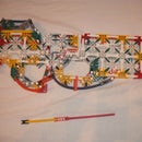 Knex P90 (with horizontal mag)