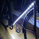 under glow for your bike for under 25$