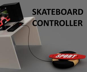 Skateboard Controller