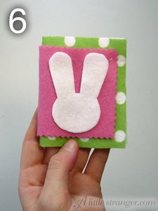 Making the Bunny