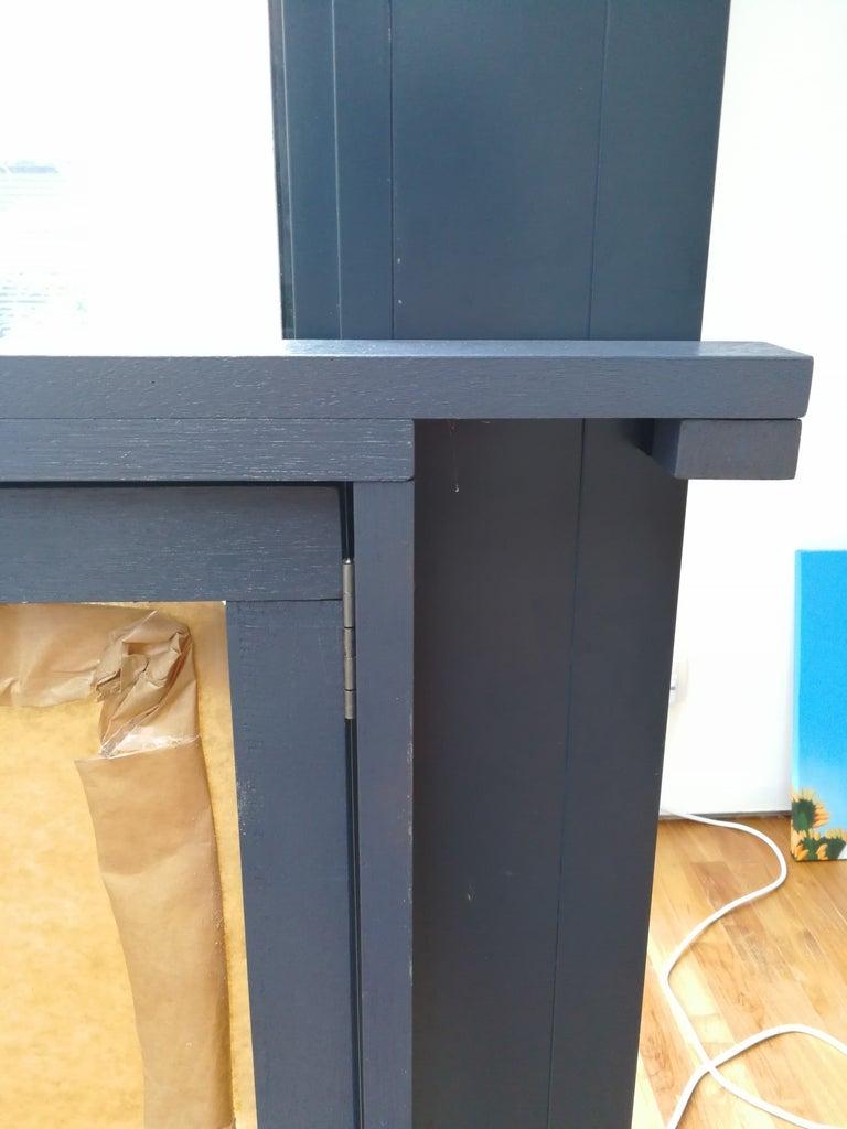 Installing the Gate Frame