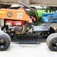 Racing Mower