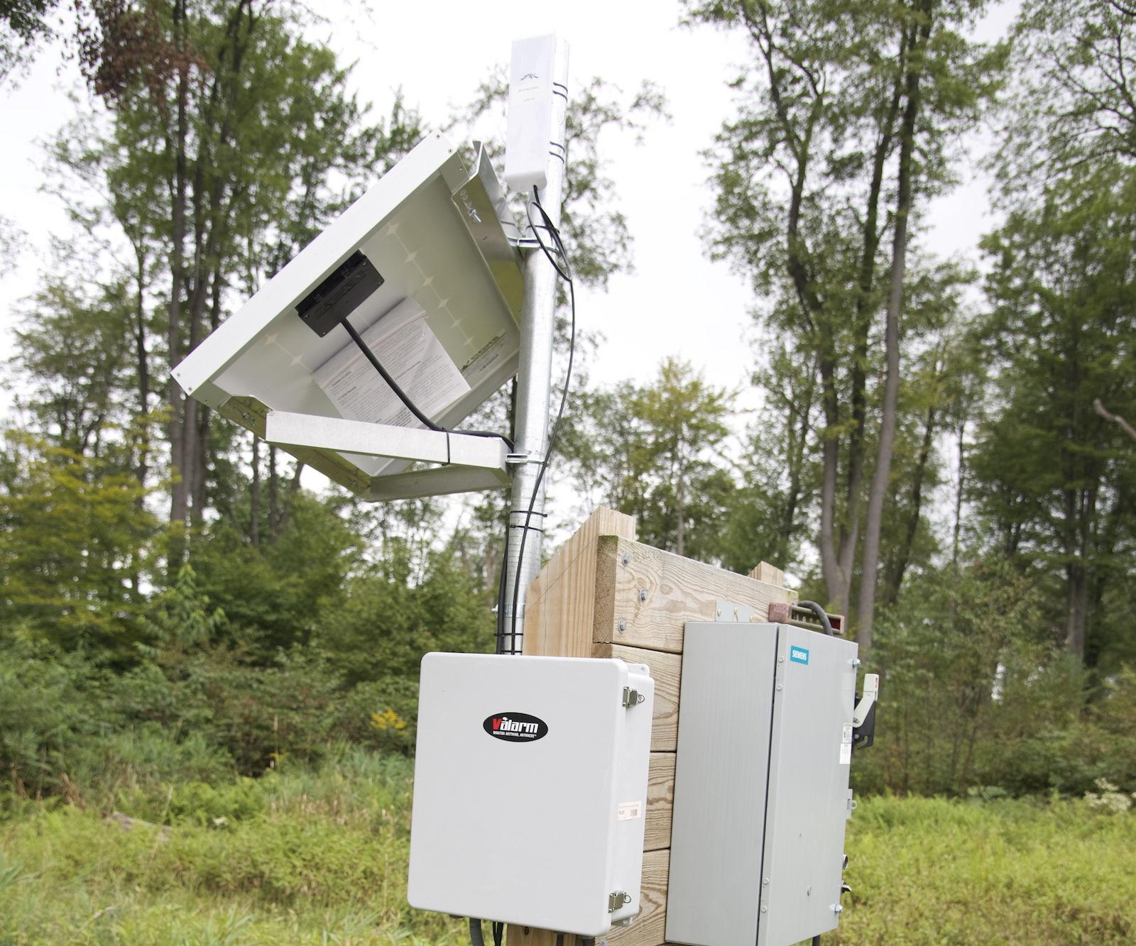 Industrial IoT Applications - Remote Temperature Sensor Monitoring