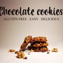 Walnut Chocolate Date Cookies