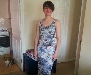 DIY Maxi Dress