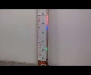 Linear Clock Using Arduino + DS1307 + Neopixel: Re-using Some Hardware.