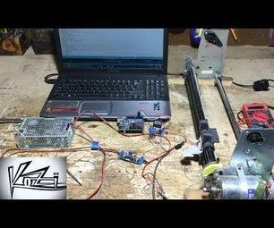随机直流电机PWM实验+编码器故障排除