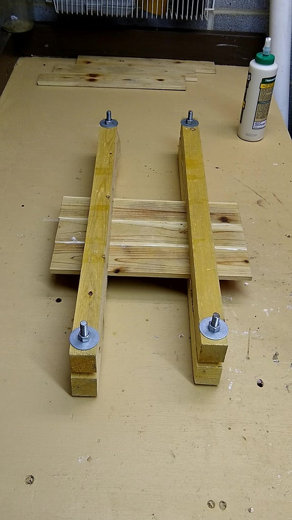 Gluing the Boards Together